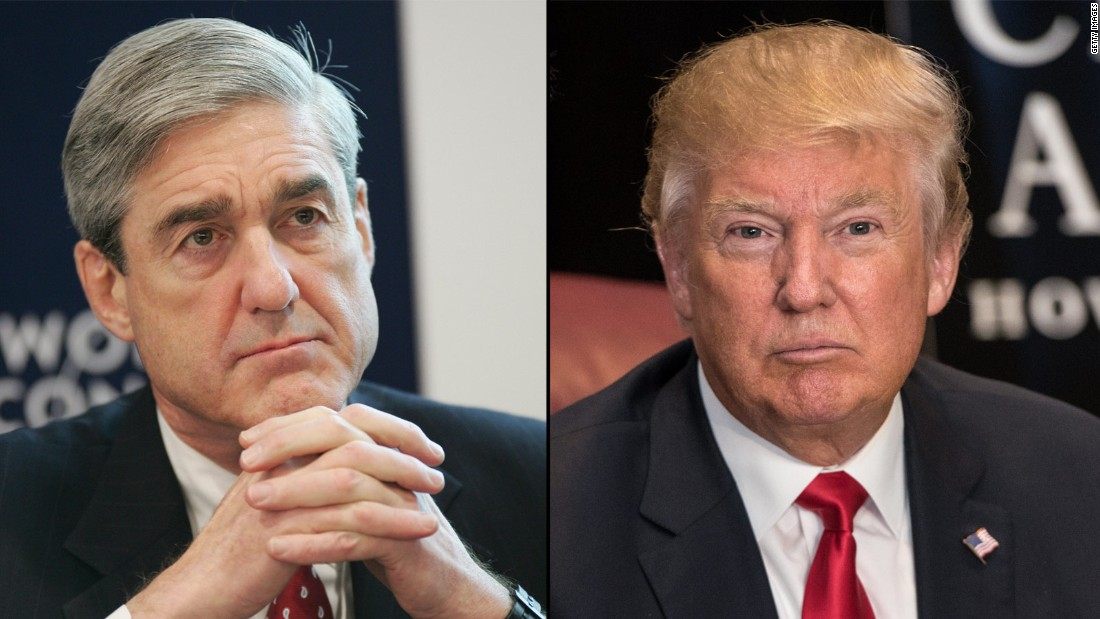 Trump Is Looking to Stop Mueller; The Left Prepares for Full Chimp Out