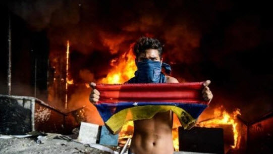 Is Venezuela In Danger Of Becoming Another Syria?