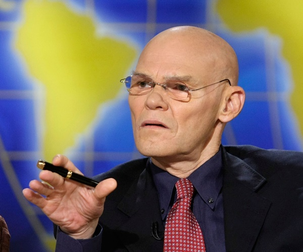 James Carville: Difficult for Dems To Take Back Senate in Trump Country