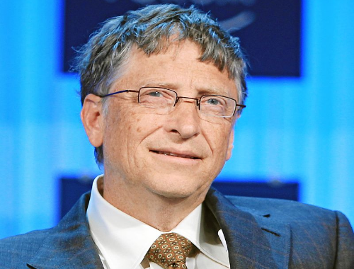 Are The Globalists Backing Down?: Bill Gates Calls To Stem Refugee Migration Into Europe