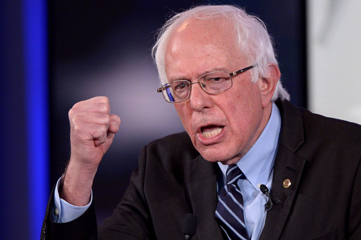 """Sanders: """"I Am Absolutely Introducing Single-Payer Healthcare Bill"""""""