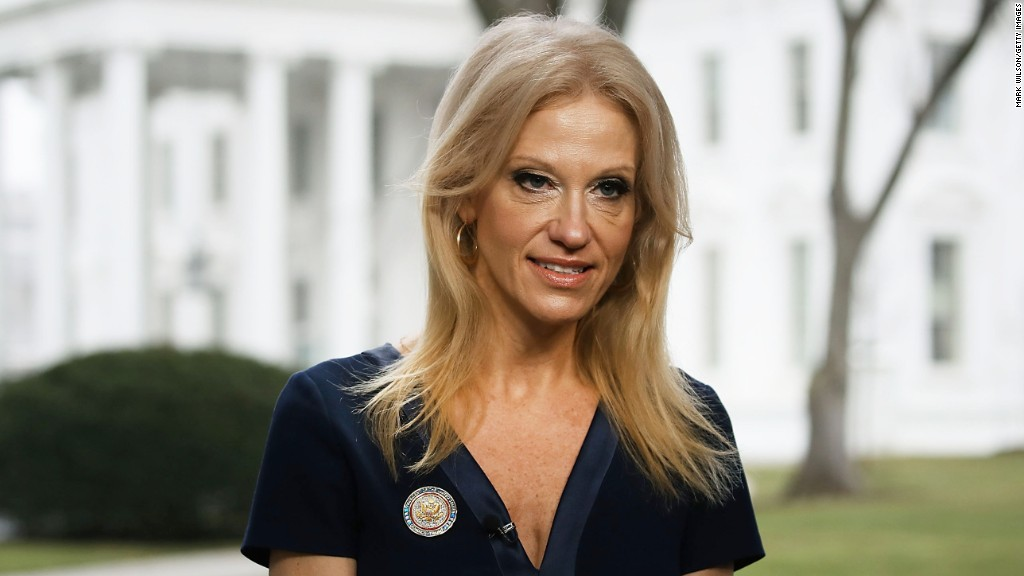 Conway: Leakers Had to Have Revealed Mueller's Grand Jury