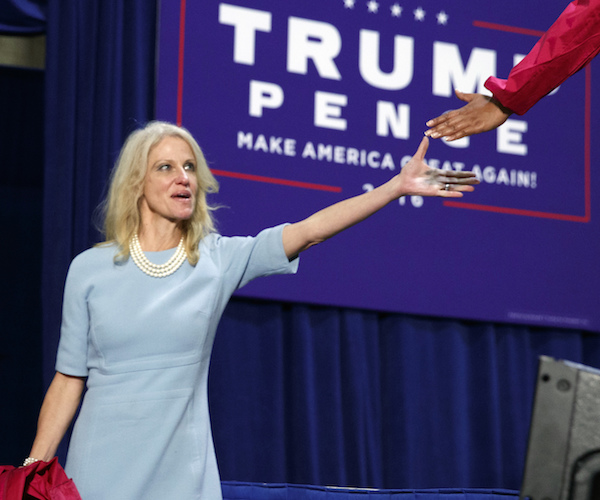 Conway Replacing 'The Mooch'?