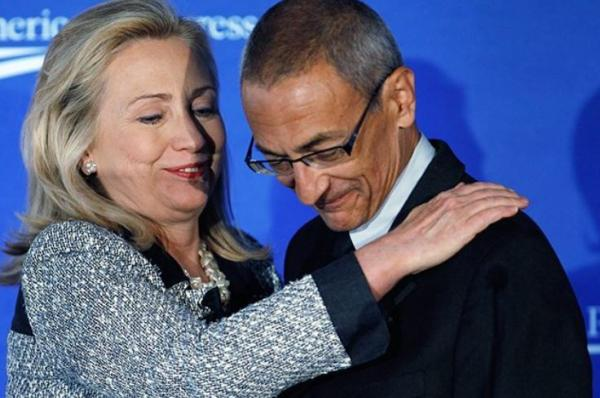 Podesta Group Subpeonaed By Special Counsel Mueller In Russia Probe