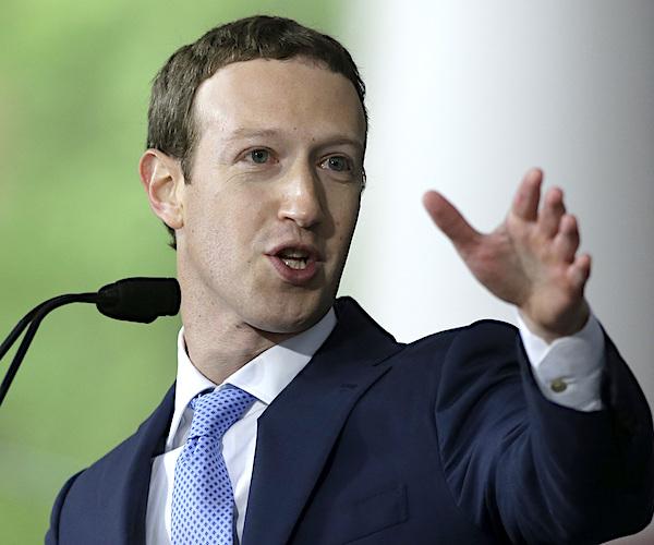 Trump Reportedly Views Zuckerberg as 2020 Threat