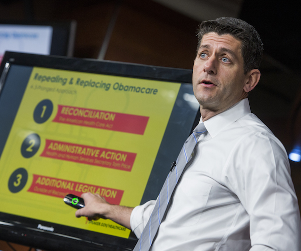Bipartisan Health Stabilization Bill Rejected by WH, Ryan