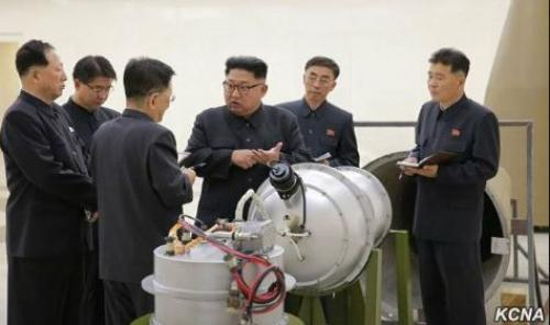 North Korea Claims It Has Developed Advanced Hydrogen Bomb, EMP