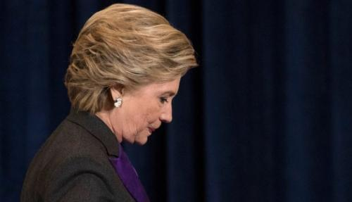 Frustrated Hillary Blames Barack Obama, James Comey And Vladimir Putin For Her Election Loss