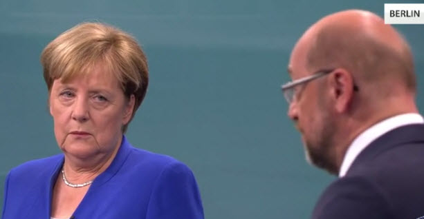 "Merkel, Schulz Agree: ""It's Clear, Turkey Should Not Become An EU Member"""