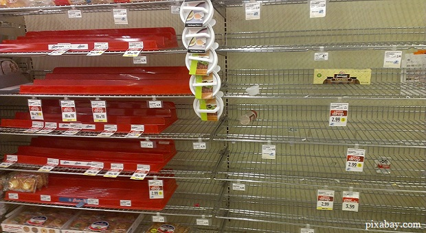 Where To Find Food When The Shelves Are Empty?
