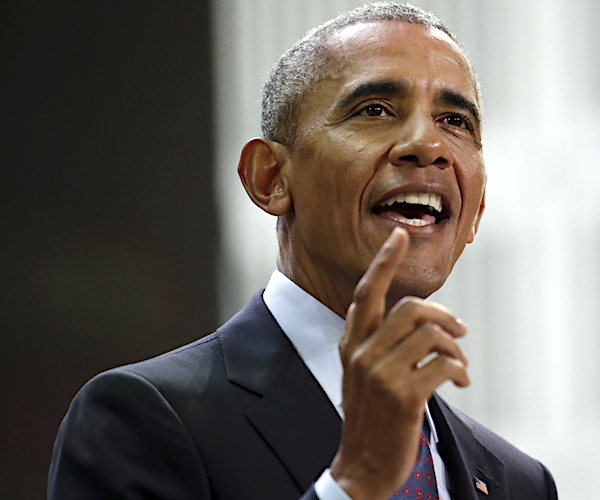 Obama: 'Aggravating' to See GOP Try to Unravel Obamacare
