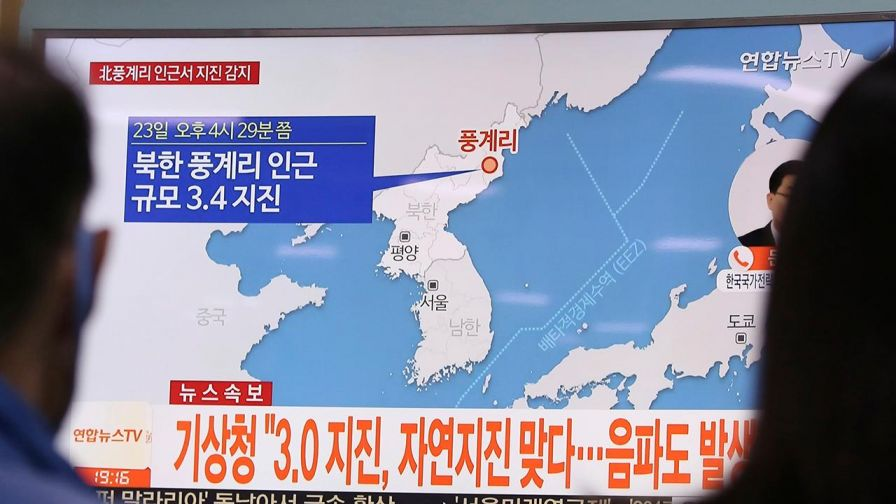 "Earthquake Detected Near North Korea Nuclear Test Site; China ""Suspects Explosion"""
