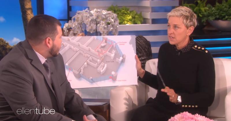 Body Language Expert: 'Signs of Deception' in Jesus Campos' Ellen Interview