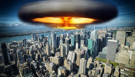 Wall Street Is Actively Preparing Nuclear Attack Contingency Plans