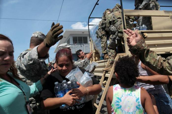 This Is What Collapse Looks Like: 'Roving Gangs Fight For Resources… Aid Workers Being Held At Gunpoint In Puerto Rico'