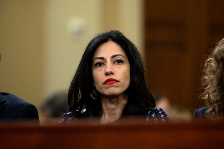 Classified Huma Abedin Emails Found On Anthony Weiner's Laptop Discussing Hamas, Israel And Palestinian Authority