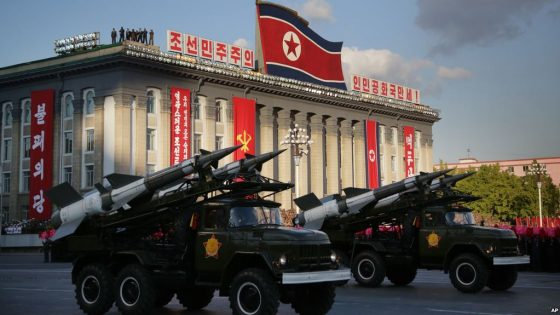 US Official: 'Time is Running OUT' To Avoid Nuclear War With North Korea