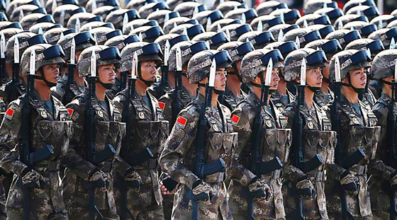 WW3 ALERT: Chinese Troops Told To Be 'Ready For War' And Sent To North Korean Border