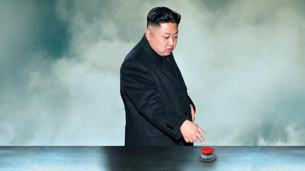 "Kim Jong Un: ""A Nuclear Button Is Always On My Office Desk"""
