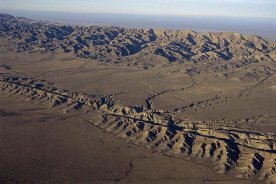 The BIG ONE Is Coming: San Andreas Fault In California Comes ALIVE!