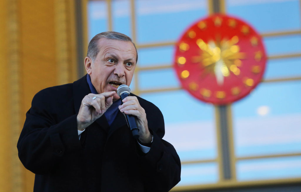 Unhinged Turkey Threatens To Invade Greece