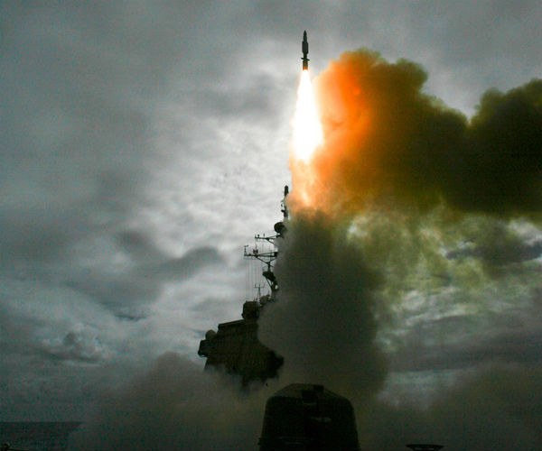 Missile Defense Test Failed to Intercept Target