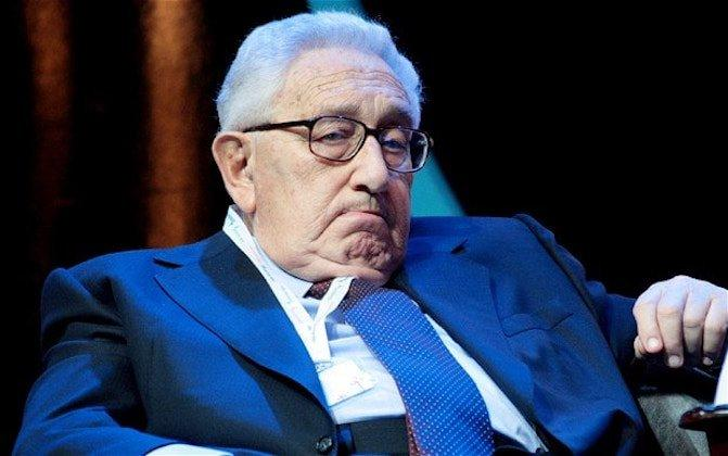 "Kissinger Warns ""Pre-Emptive Attack"" Against North Korea ""Is Strong"" Possibility"