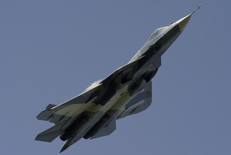 Russia Deploys Two Brand New Su-57 Stealth Fighters To Syria
