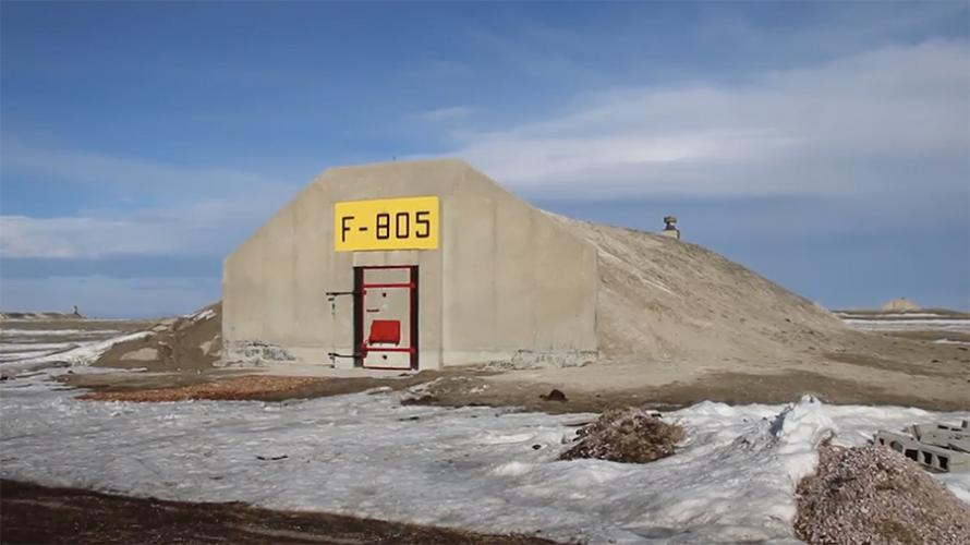 """Asteroids, WWIII, Or North Korea"" – South Dakotans Transform Military Bunkers Into Survivalist Homes"