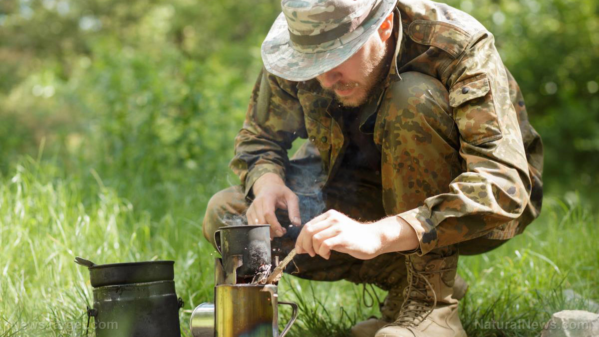 Preppers chemistry: How to make your own activated charcoal water filter and hand warmers