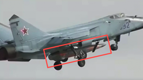 """Russia """"Successfully"""" Test-Fires Hypersonic Missile"""
