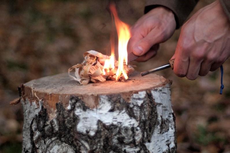 Survival Skills & DIY Preps – Fire Starters