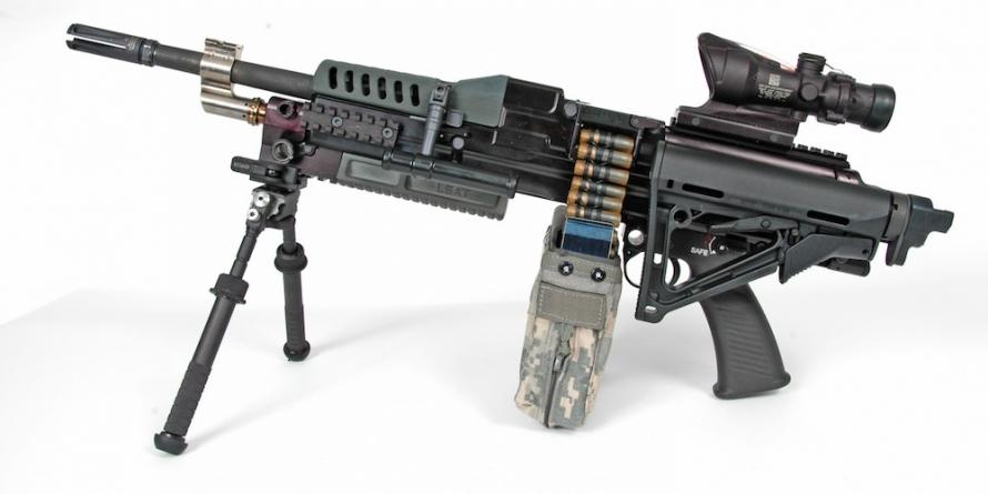 The Army's Next High-Tech Assault Rifle Will Pack A Punch Like A Tank