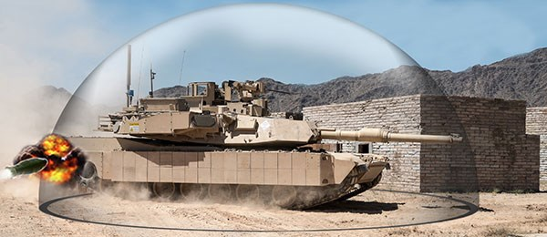 US Army Tanks To Get Invisible Futuristic Missile Shields