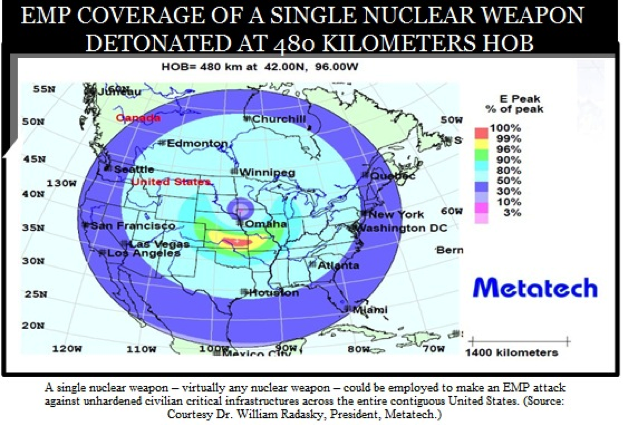 """US Power Grid Vulnerable To """"Devastating"""" Attack, NERC Finds"""