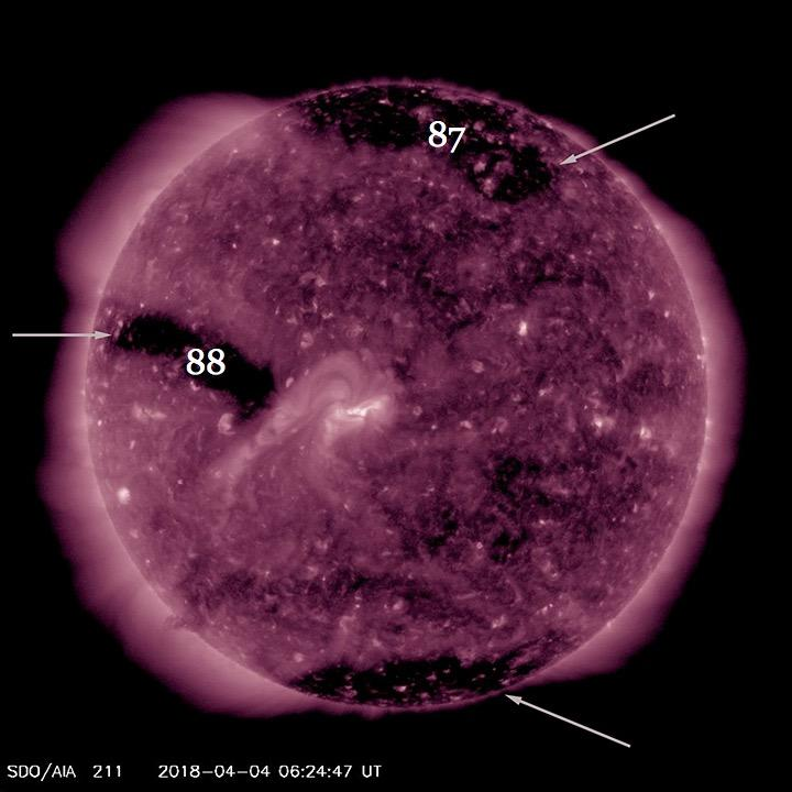 Massive Geomagnetic Storm Set To Hit Earth This Week