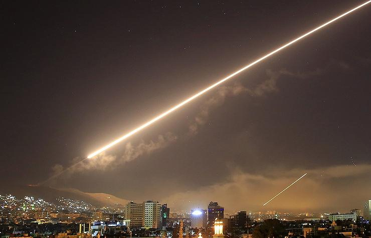 "Russia Claims It Captured Trump's ""Nice And New And Smart"" Missiles After Syrian Strike"