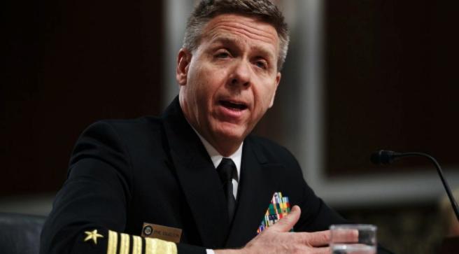Top US Admiral Warns China Now Controls The South China Sea