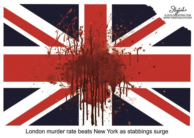 London Mayor Unveils New Stop-And-Frisk Police Policy To Enforce City-Wide Knife Ban