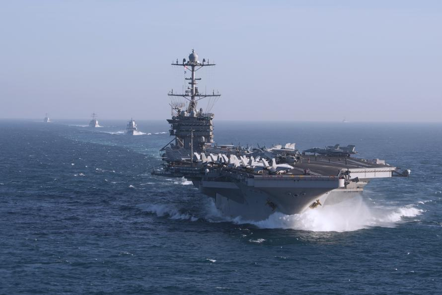 Is A False-Flag Attack On A US Navy Ship Next?