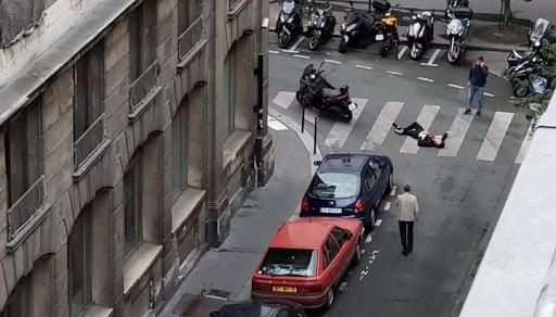 One Victim Killed, Attacker Dead In Mass Stabbing Attack In Central Paris