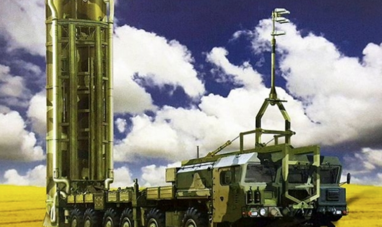 Secretive Russian Surface-To-Air Missile Test Is World's Longest Ever