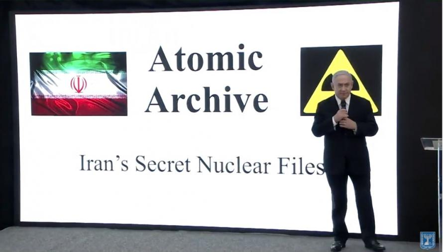 """Netanyahu Accuses Iran Of Developing Secret Project To """"Test And Build Nuclear Weapons"""""""