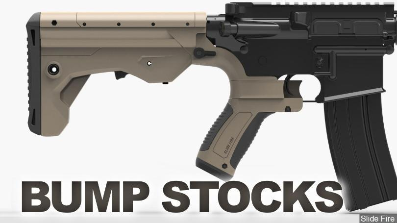 Here's What Happened When Two Democrat States Banned Bump Stocks