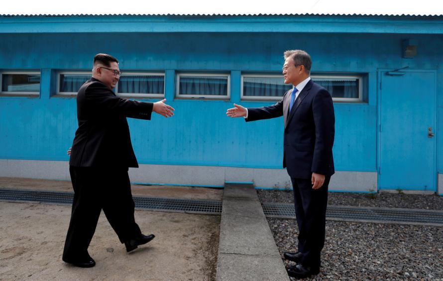 South Korea's President: Trump Should Win Nobel Peace Prize