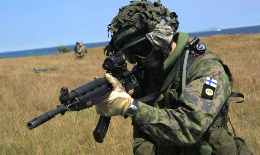US, Sweden, And Finland Boost Military Cooperation To Form New Alliance