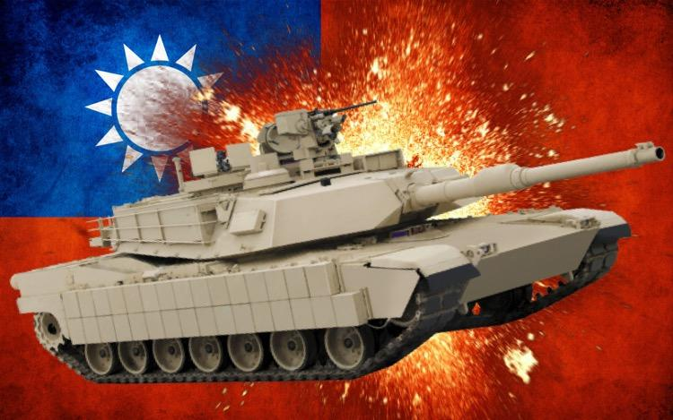 """Taiwan """"Won't Bow Down To China Pressure""""; Plans To Purchase 108 US Abrams Tanks"""