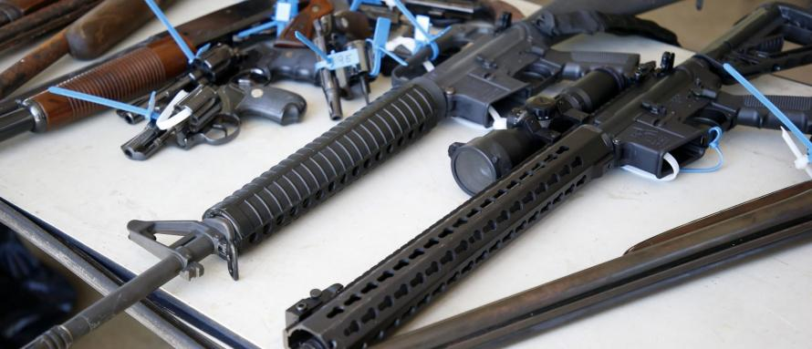 "Judge Blocks ""Assault Weapons"" Ban From Going Into Effect In Illinois Town"