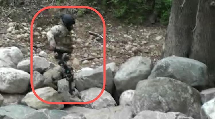 Elite Soldiers Testing Lockheed Martin ONYX Exoskeleton