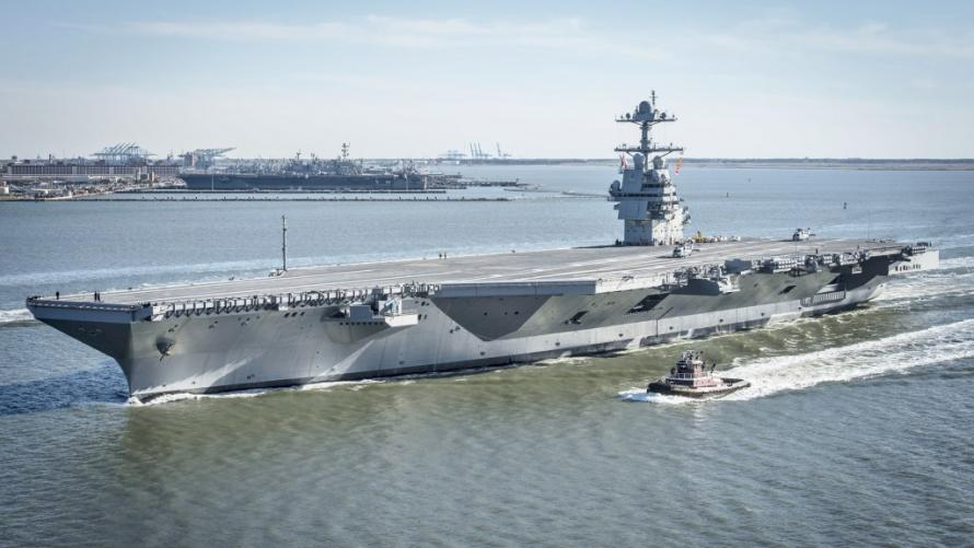 Does The US Military Have Too Many Aircraft Carriers?